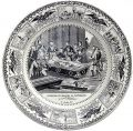 11 of 12 PLATES COMMEMORATING THE RETURN OF NAPOLEON'S BODY to FRANCE