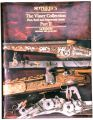 SOTHEBY'S AUCTION CATALOGUE of the HENK VISSER ARMS & ARMOUR COLLECTION. Part ll.