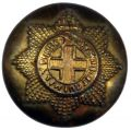 SCARCE OTHER RANKS CAP BUTTON. COLDSTREAM GUARDS
