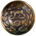 GEORGE VI.  HAMPSHIRE REGIMENT TUNIC BUTTON